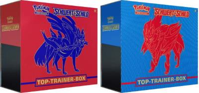 Sword and Shield Elite Trainer Box (ENG)