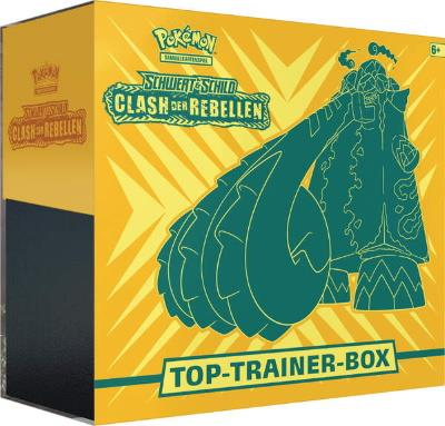 Clash der Rebellen Top Trainer Box (DE)