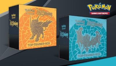 Ultra-Prisma - Top-Trainer-Box (dt.)