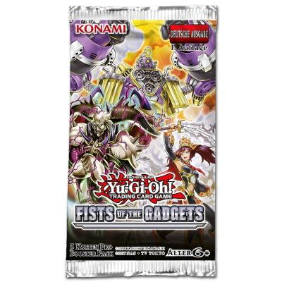 Fists of the Gadgets Booster (dt.)