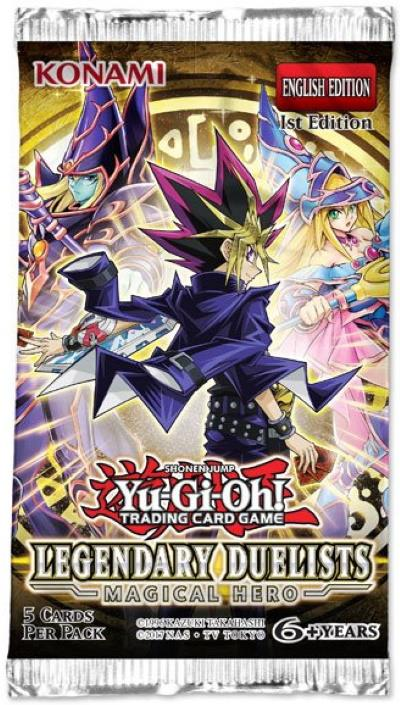 Legendary Duelists: Magical Hero Booster (ENG)