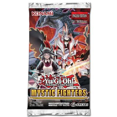 Mystic Fighters Booster (dt.)