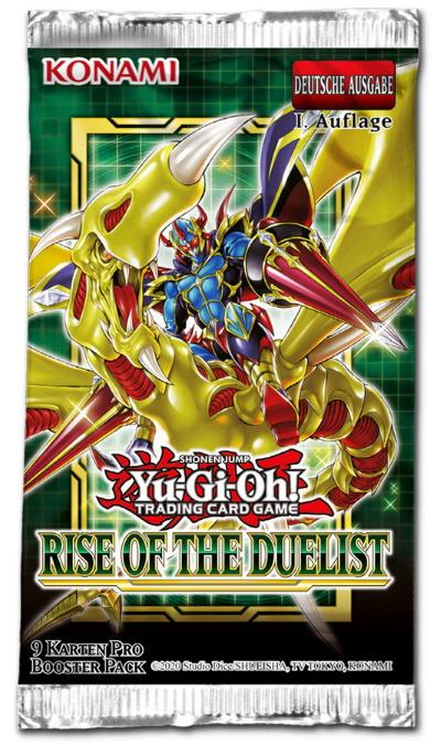 Rise of the Duelist Booster (DE)
