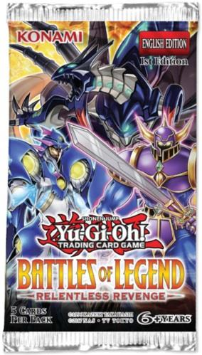 Battles of Legend: Relentless Revenge Booster (engl.)
