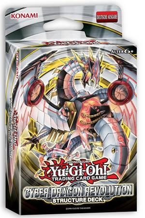 Cyber Dragon Revolution Structure Deck (dt.)