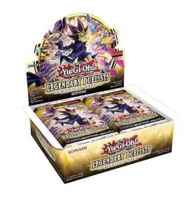 Legendary Duelists: Magical Hero Boosterdisplay (DE)