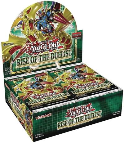 Rise of the Duelist Boosterdisplay (ENG)