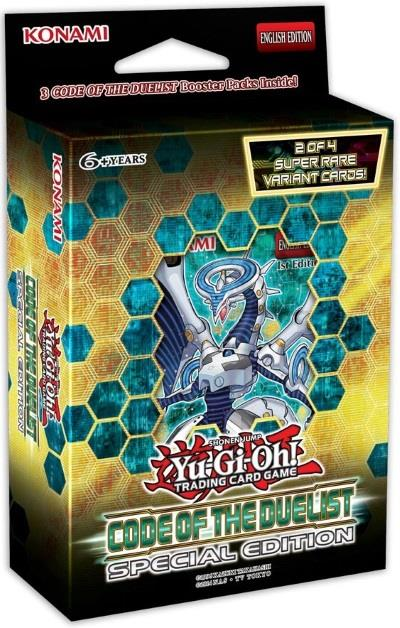 Code of the Duelist Special Edition (dt.)