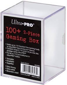 Ultra Pro 100+ 2-Piece Gaming Box