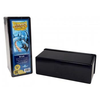 Dragon Shield 4-Compartment Box Blue