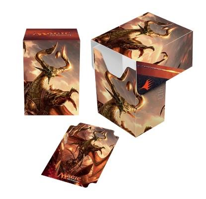 Ultra Pro Deck Box Hour of Devastation - Nicol Bolas, God-Pharaoh