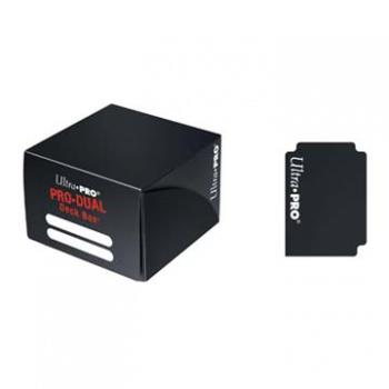 Ultra Pro PRO-DUAL Deck Box Black