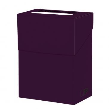 Ultra Pro Deck Box Purple