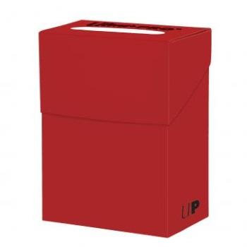Ultra Pro Deck Box Red