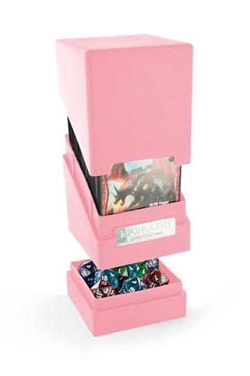 Ultimate Guard Monolith Deck Case 100+ Pink