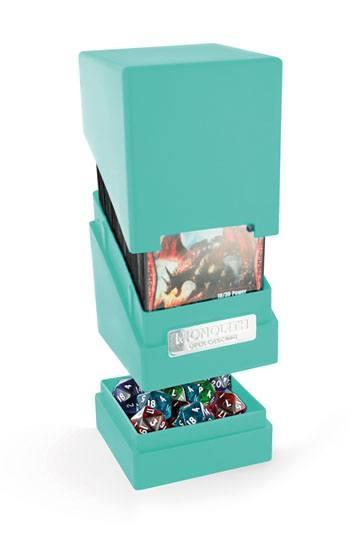 Ultimate Guard Monolith Deck Case 100+ Turquoise
