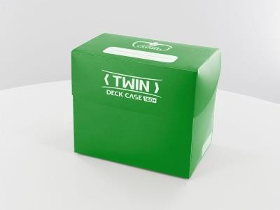 Ultimate Guard Twin Deck Case 160+ Green