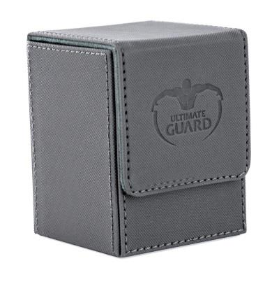 Ultimate Guard Flip Xenoskin Deck Case 100+ Grey