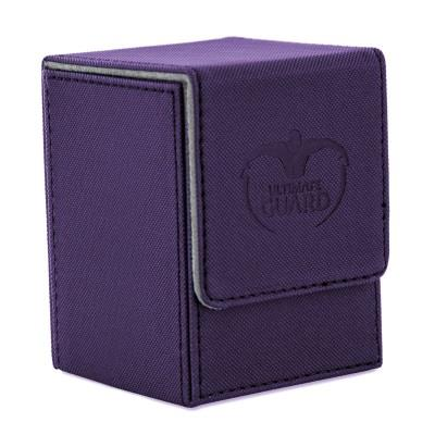 Ultimate Guard Flip Xenoskin Deck Case 100+ Purple