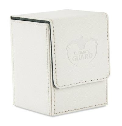 Ultimate Guard Flip Xenoskin Deck Case 100+ White