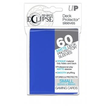 Ultra Pro Eclipse Sleeves Small Pacific Blue (60)