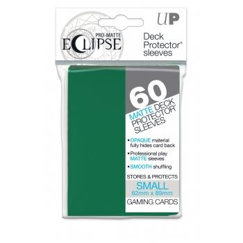 Ultra Pro Eclipse Sleeves Small Forest Green (60)