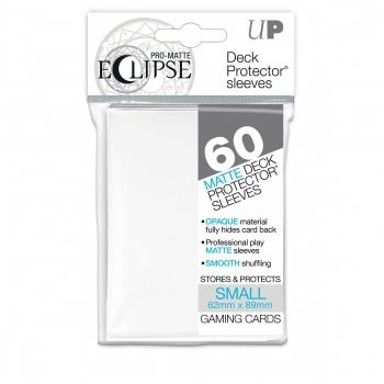 Ultra Pro Eclipse Sleeves Small White (60)