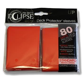 Ultra Pro Eclipse Sleeves Red (80)