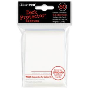 Ultra Pro Deck Protector White (50)