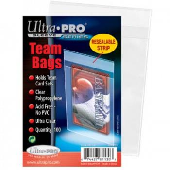 Ultra Pro Team Bag Sleeves (100)