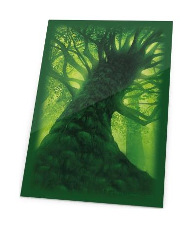 Ultimate Guard Printed Sleeves Lands Edition (80) - Wald