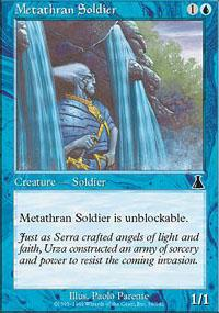Metathran Soldier
