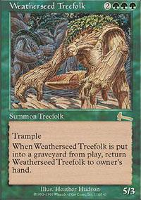 Weatherseed Treefolk